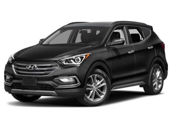 2018 Hyundai Santa Fe Sport Limited 2.0T SUV