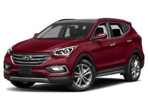 2018 Hyundai Santa Fe Sport Limited 2.0T