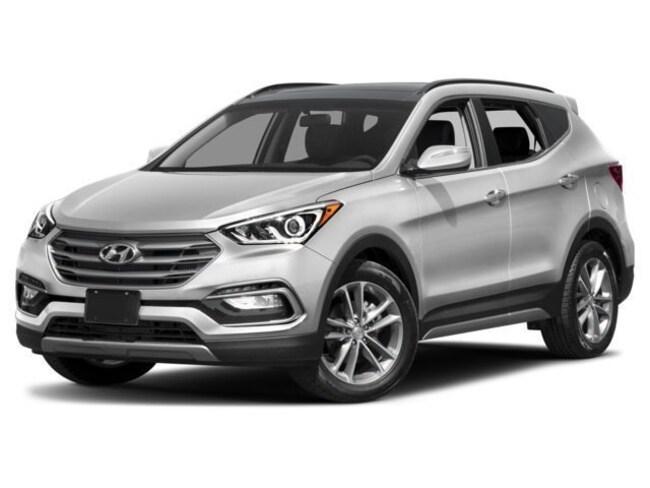 2018 Hyundai Santa Fe Sport AWD 2.0T Limited SUV