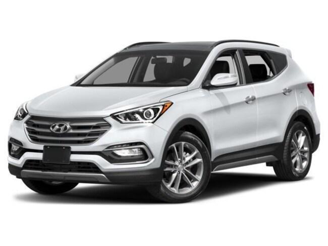 2018 Hyundai Santa Fe Sport 2.0T LIMITED AWD SUV