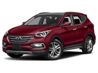 2018 Hyundai Santa Fe Sport Limited SUV