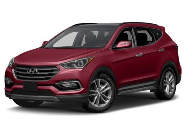 2018 Hyundai Santa Fe Sport ULT AWD Sport Utility
