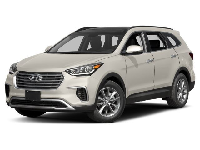 2018 Hyundai Santa Fe XL AT-FWD-L SUV