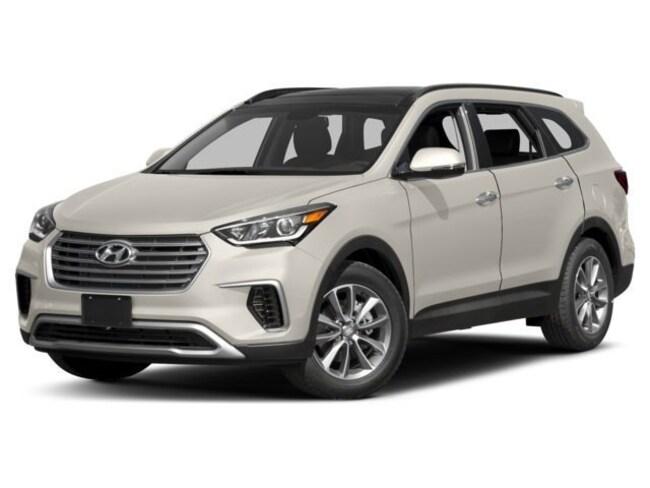 2018 Hyundai Santa Fe XL AT-FWD-L SUV