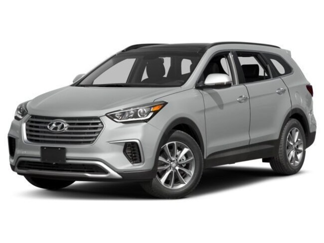 2018 Hyundai Santa Fe Xl Sport Utility