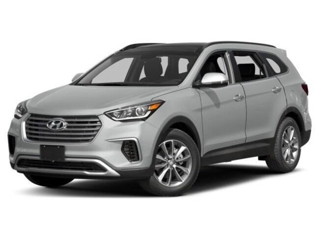 2018 Hyundai Santa FE XL 3.3L AWD