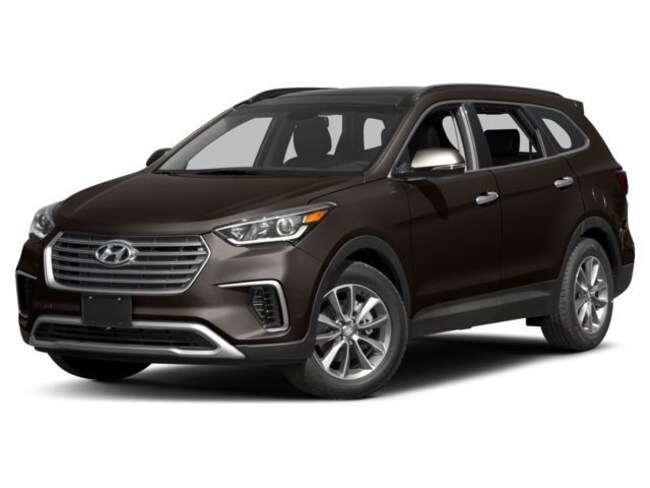2018 Hyundai Santa Fe XL SE SUV