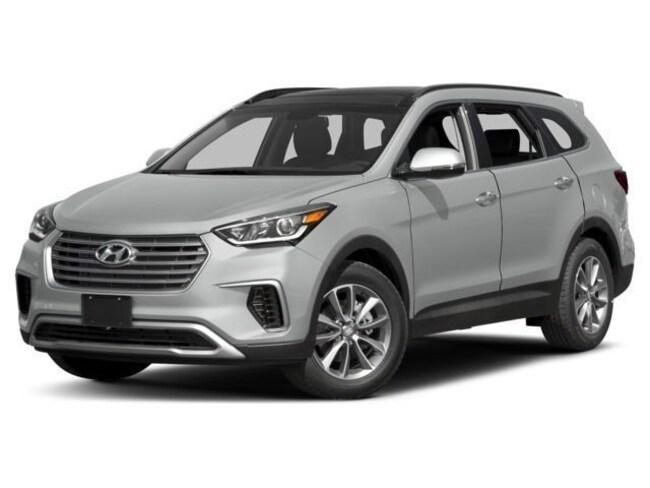2018 Hyundai Santa Fe XL SUV