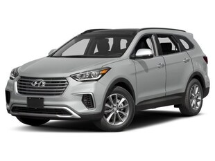 2018 Hyundai Santa FE XL AWD LUXURY 6 PASS SUV