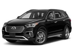 2018 Hyundai Santa Fe XL AWD LTD SUV