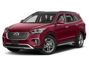 2018 Hyundai Santa Fe XL Limited 7 Passenger