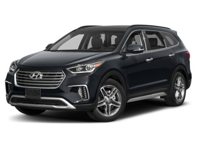2018 Hyundai Santa Fe XL Limited 7 Passenger SUV