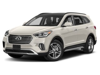 2018 Hyundai Santa Fe XL Limited SUV