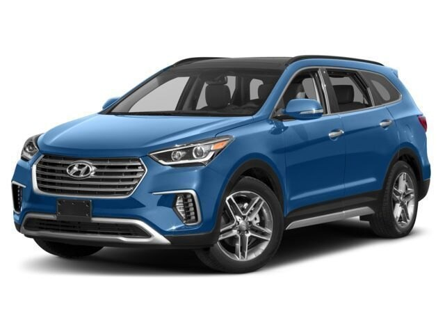 2018 Hyundai Santa Fe XL Limited 6 Passenger SUV