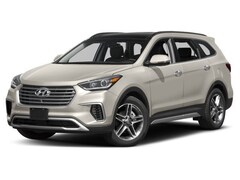 2018 Hyundai Santa Fe XL Ultimate 6 Passenger w/Saddle SUV