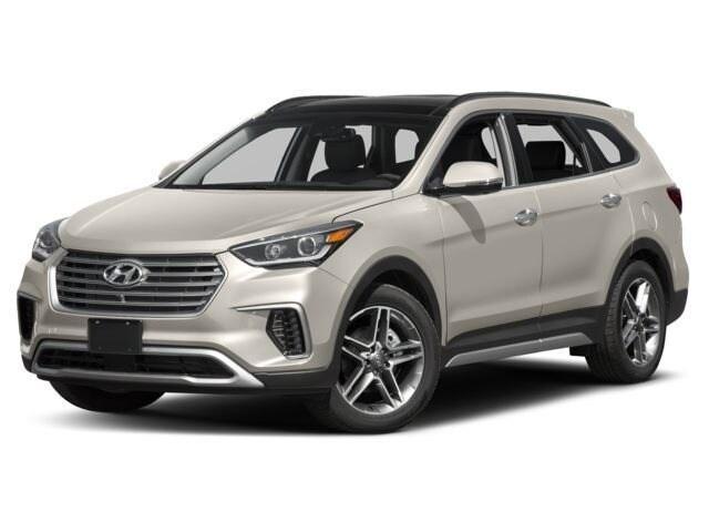 2018 Hyundai Santa Fe XL Ultimate 6 Passenger w/Saddle SUV