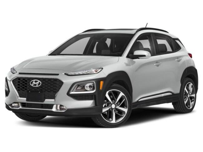2018 Hyundai KONA HAC SUV