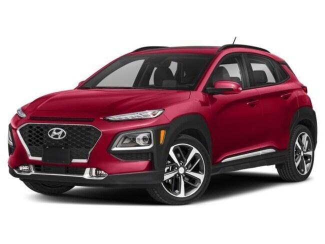 2018 Hyundai KONA AWD-LUX SUV