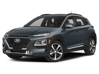 2018 Hyundai Kona LUXURY 2L AWD 6SP SUV
