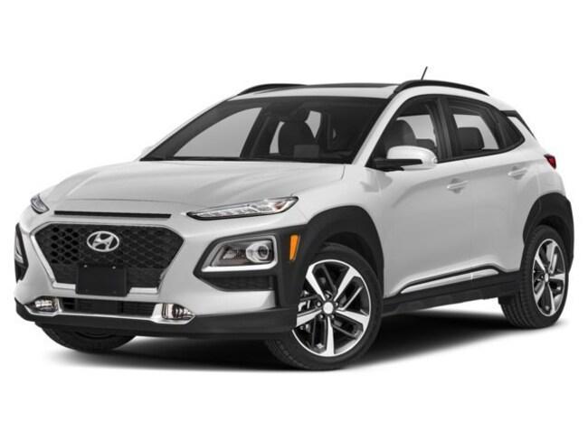 2018 Hyundai KONA AWD ULT SUV