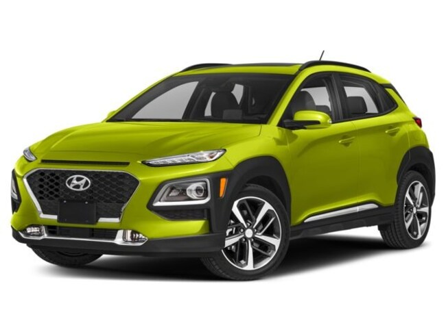 2018 Hyundai KONA 1.6T Ultimate w/Colour Pack SUV