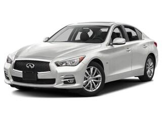 2018 INFINITI Q50 2.0T Luxe AWD Sedan