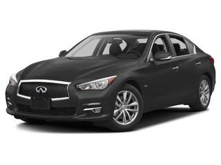 2018 INFINITI Q50 3.0t Luxe Car