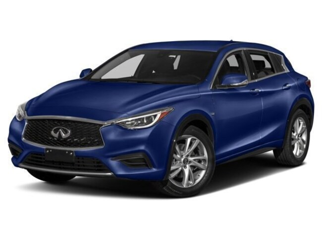 2018 INFINITI QX30 AWD Crossover