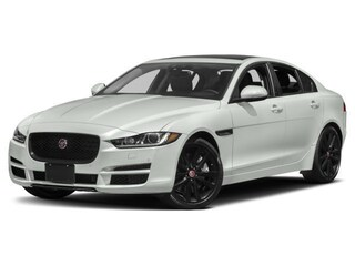 2018 Jaguar XE 30t Portfolio Sedan