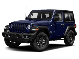 2018 Jeep All-New Wrangler Sport Wagon 18206