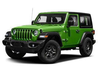 2018 Jeep All-New Wrangler Sport SUV 1C4GJXAGXJW237321