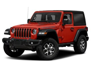 2018 Jeep All-New Wrangler Rubicon SUV