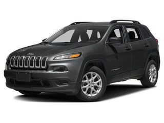 2018 Jeep Cherokee WOW! LEASING AVAILABLE STARTING FROM $373 A MONTH! SUV