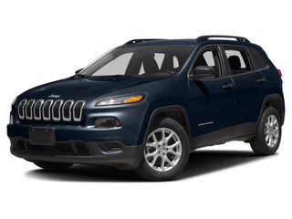 New 2018 Jeep Cherokee Altitude SUV in Windsor, Ontario