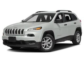New 2018 Jeep Cherokee Sport SUV 1C4PJLAB6JD595086 Calgary, AB