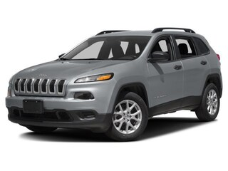 New 2018 Jeep Cherokee Sport SUV in Windsor, Ontario