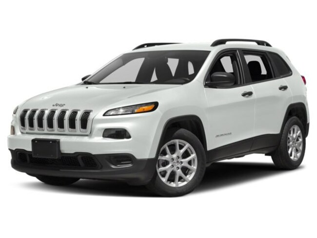 2018 Jeep Cherokee Sport, 2.4L, Uconnect, 1-Owner, Clean, LOW KMS! SUV