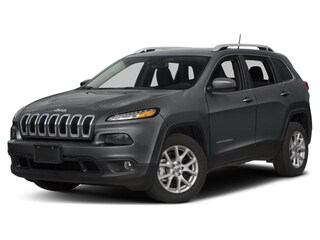 2018 Jeep Cherokee North SUV 9-Speed Automatic