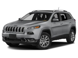 2018 Jeep Cherokee Limited-Safety tec Group-Back up Camera SUV