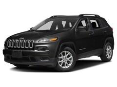 2018 Jeep Cherokee Sport SUV
