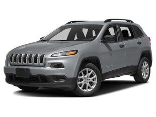 2018 Jeep Cherokee Sport Sport Utility