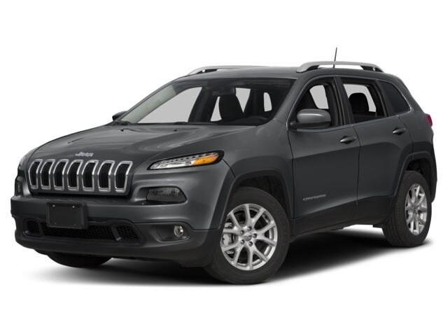 2018 Jeep Cherokee North SUV