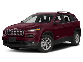 2018 Jeep Cherokee Latitude Tech Connect Sport Utility