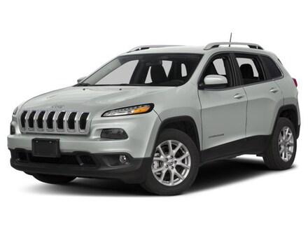 2018 Jeep Cherokee North 4x4