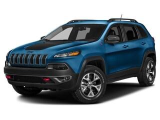 2018 Jeep Cherokee Trailhawk Sport Utility