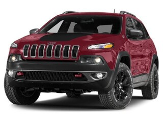New 2018 Jeep Cherokee Trailhawk SUV for sale in Cold Lake AB
