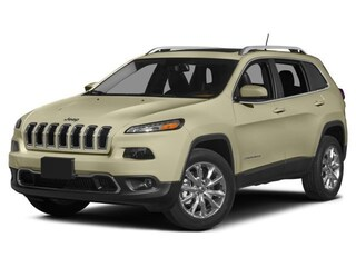 2018 Jeep Cherokee High Altitude SUV