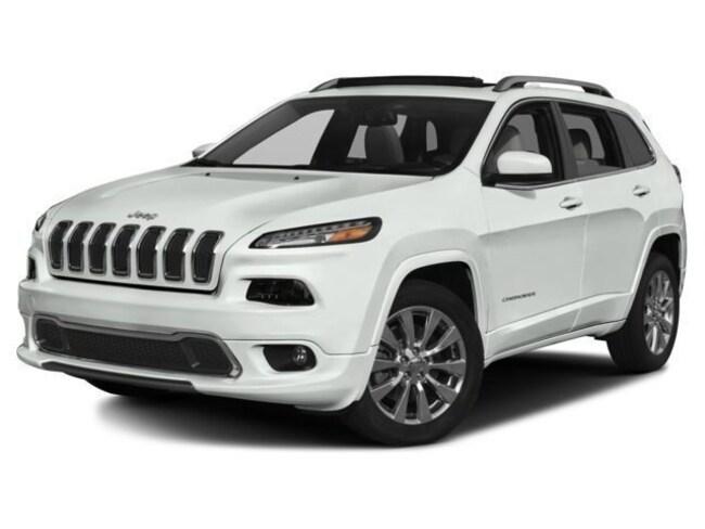 New 2018 Jeep Cherokee Overland, Panoramic Sunroof, Navigation SUV Winnipeg