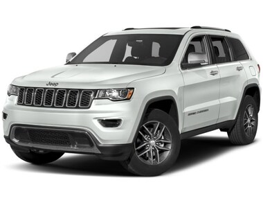 2018 Jeep Grand Cherokee Limited DEMO SALE! SAVE $10,000 SUV