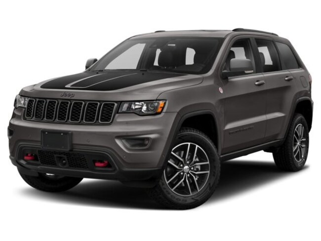 2018 Jeep Grand Cherokee Trailhawk Sport Utility